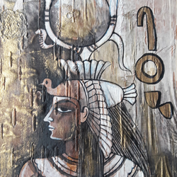 Egyptian art size - 8x11In - 8x11