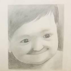Chubby baby size - 7x8.5In - 7x8.5