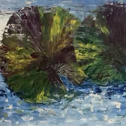 Foliage size - 42x16In - 42x16