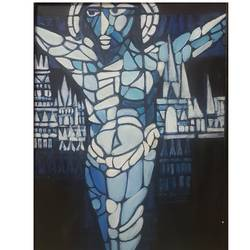 Crucified Jesus size - 18x24In - 18x24