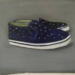 Imperfectly perfect sneakers size - 11.7x 16.5 In - 11.7x 16.5