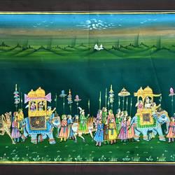 Kishangarh Shelly size - 13x17In - 13x17