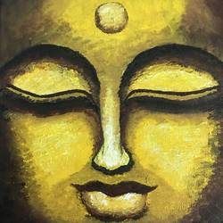Buddha: The Eternal Sage size - 12x16In - 12x16
