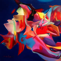 Colour of the Universe VIII size - 48x36In - 48x36
