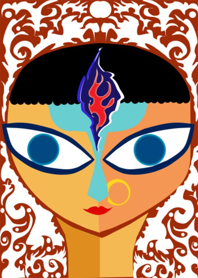 Goddess, Durga