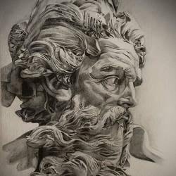 Poseidon - 8.27x11.69