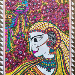 Radha Rani Bagh - 8x11