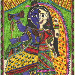 Atrangi Ardhnareshwar - 8.5x11.5