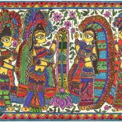 Mohni Sita sang Raam  - 11.5x8.5