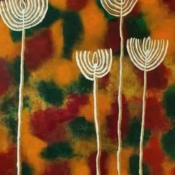 Poppies - 24x24