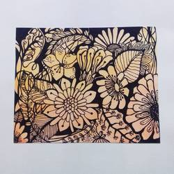 Bloom like me - 5.5x6.5