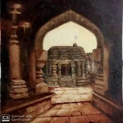 Madhukeshawa temple - 18x24