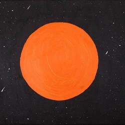 The Sun - 36x24