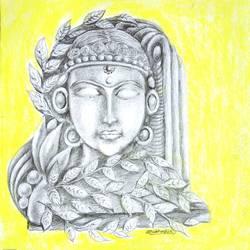 Buddha - 11x9