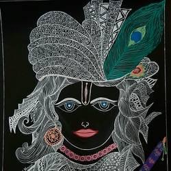Lord Krishna  - 10x11