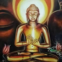 ATMA DIPO BHAV - 24x36