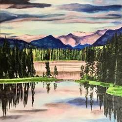 Landscape Dreamland - 15x24