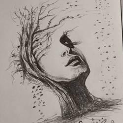 Pencil Sketch - 8x10