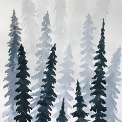 Landscape - 12x16