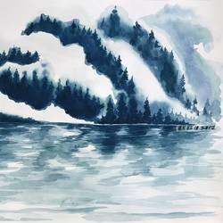 Landscape  - 16x12