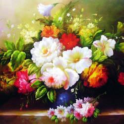 Flower Vase - 30x18