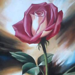Rose - 10x12