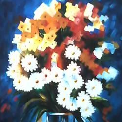 Flower Vase - 18x24