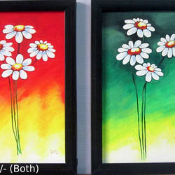 Flower Painting - 8x12