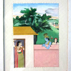 Raada Krishna - 10x12