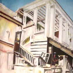 Old Building - 32x38