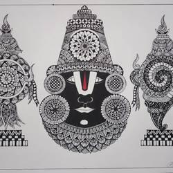 Balaji swami - 11.7x16.5