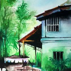 Landscape - 7x10