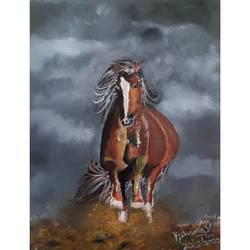 Horse - 12x16