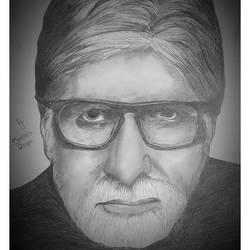 Amitabh Bachchan - 7x10