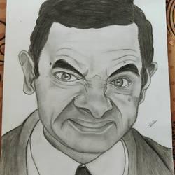 Mr.Bean - 10x14