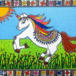 Unicorn - 18x14