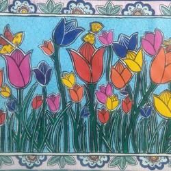 Tulips - 16x12