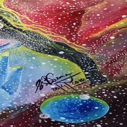 Cosmic Shiv - 8.27x11.69