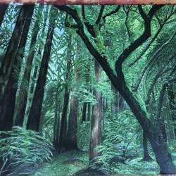 Green Forest - 29x21