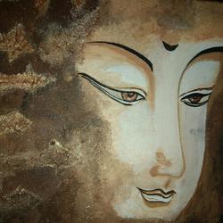 Lord budhha - 10x12