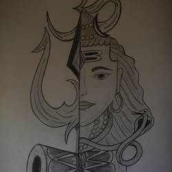 Drawing - 10x13