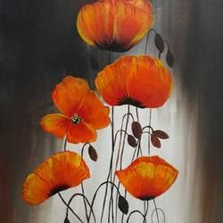 Poppy - 12x15