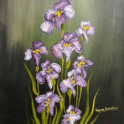 Iris - 12x16
