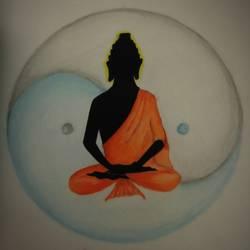 Lord buddha - 8x10