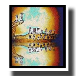Independent War art print by AdroitArt