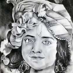 Krishna  - 29.7x42.0
