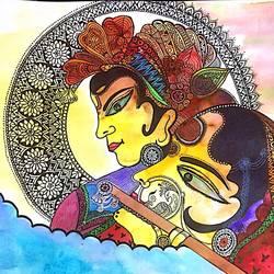 Radha Krishna  - 16x11