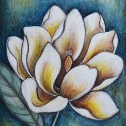 Magnolia - 8x12