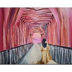 Bridge to Afterlife - 14x11