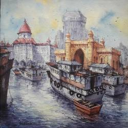 Indian gateway-1 - 15x15